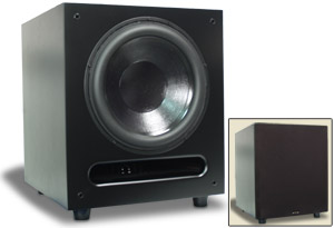 HTD Level TWO Powered Subwoofer